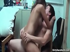 Real Dorm Sex Tape