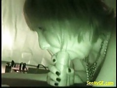 Homevideo of three students