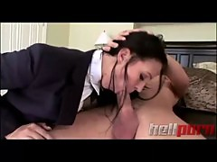 Thief cannot find anything but fucks highschool student Alexa Jordan