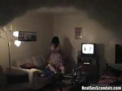 Cheating girlfriend got caught at Real Se ...