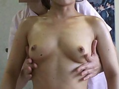 Wife used by lesbian masseur