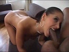 angel dark likes dark cock