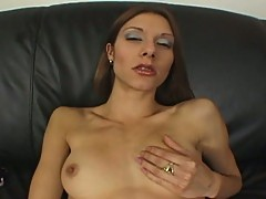 Crystal ray anal with two big dicks
