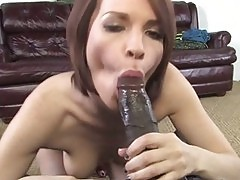 Nice titted Dana Dearmond gets picked up