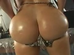 Daphne Rosen All Oiled Up