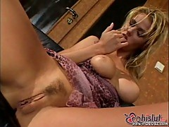 Busty Jane Darling asshole banged