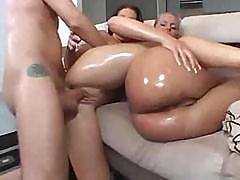 Sexy Phoenix Marie And Jayden Jaymes Take On One Dirty Cock