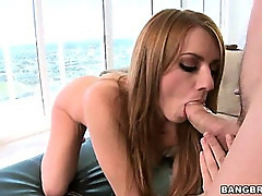 Sexi Lexi Belle Loves Cum !