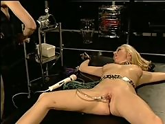 Nina Hartley Dominates Adrianna Nicole