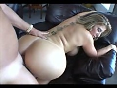 Sara Jay licking ass