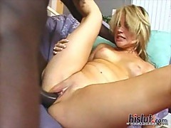 Sindee Jennings banged by big black wang