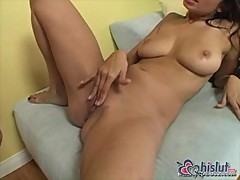 Tiffany Taylor stuffed with sucked dong
