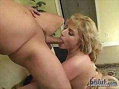 Busty Velicity Von Gets To Use Two Hard Cocks When She Fucks