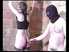 Fisting And spanking for disobedient girl